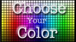 Hex codes, color codes,